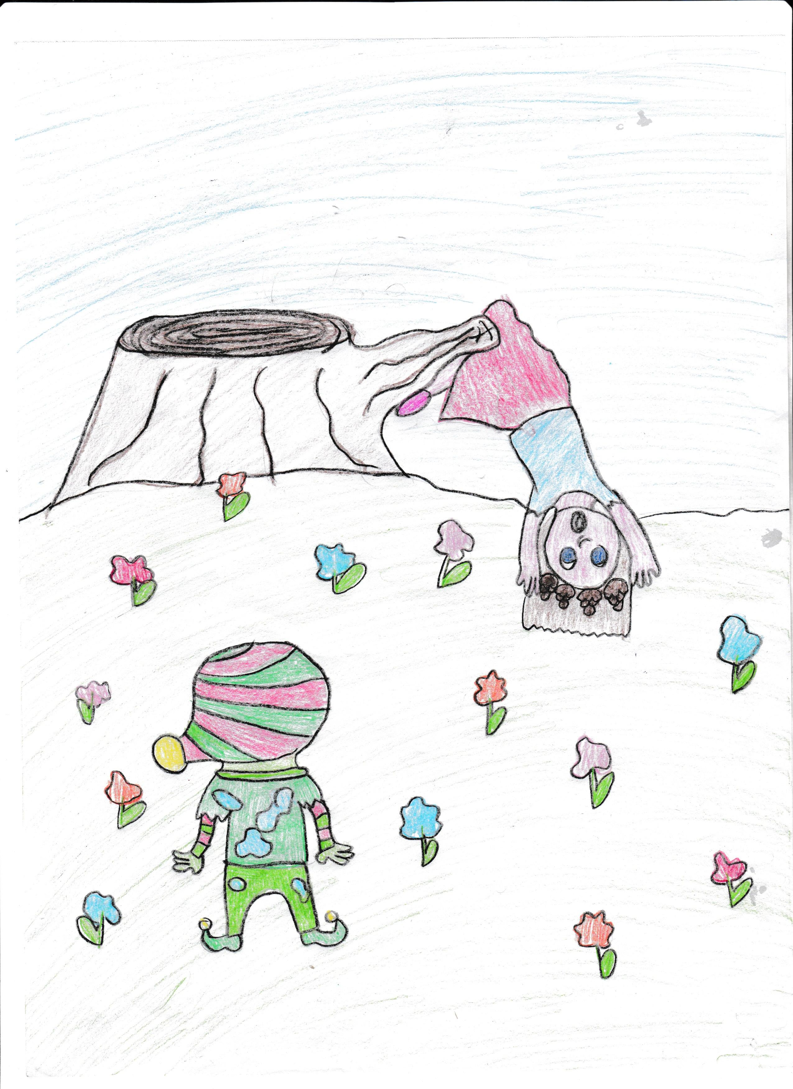 ilustrace Terezka Humeníková